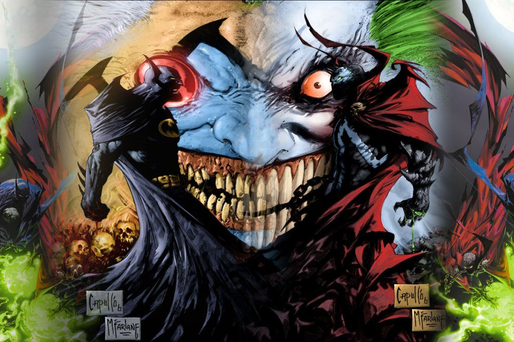 Search Results For Batman Vs Spawn Wallpaper Adorable Wallpapers