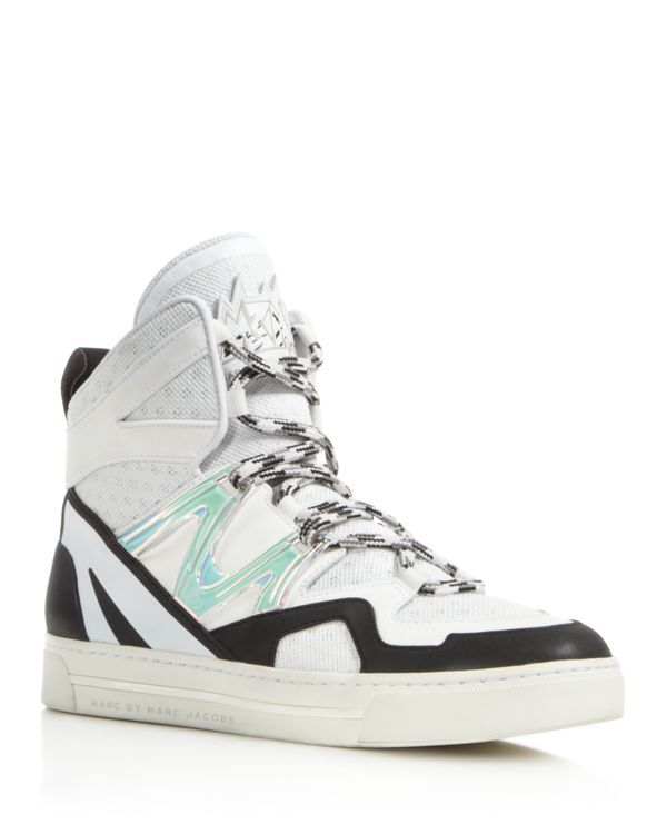Marc By Marc Jacobs Ninja High Top Sneakers