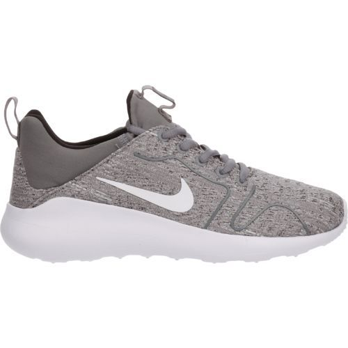 online store 87197 06c23 Nike Women s Kaishi 2.0 Woven Shoes (Cool Grey White Black, Size 7) - Women s  Athletic Lifestyle Shoes at Academy Sports
