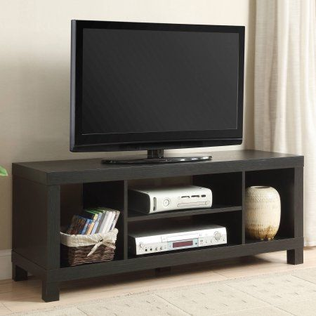 """Mainstays TV Stand for TVs up to 42"""", Multiple Colors - Walmart"""