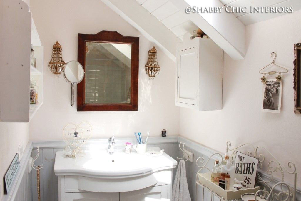 Risultati immagini per bagno shabby moderno bagni shabby chic