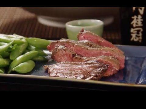 Steak Recipes - How to Make Teriyaki Flank Steak