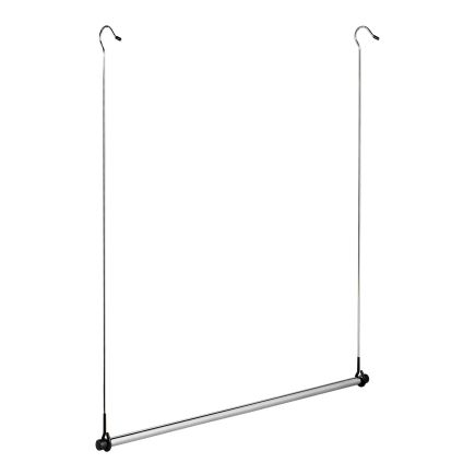 Whitmor Double Hang Closet Rod 6021 378 Hangers Ace Hardware Whitmor Closet Rod Hanging Closet