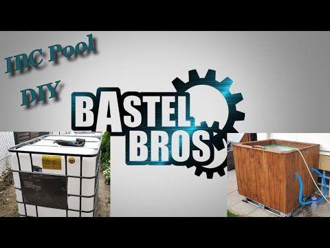 IBC Pool selber bauen | DIY |