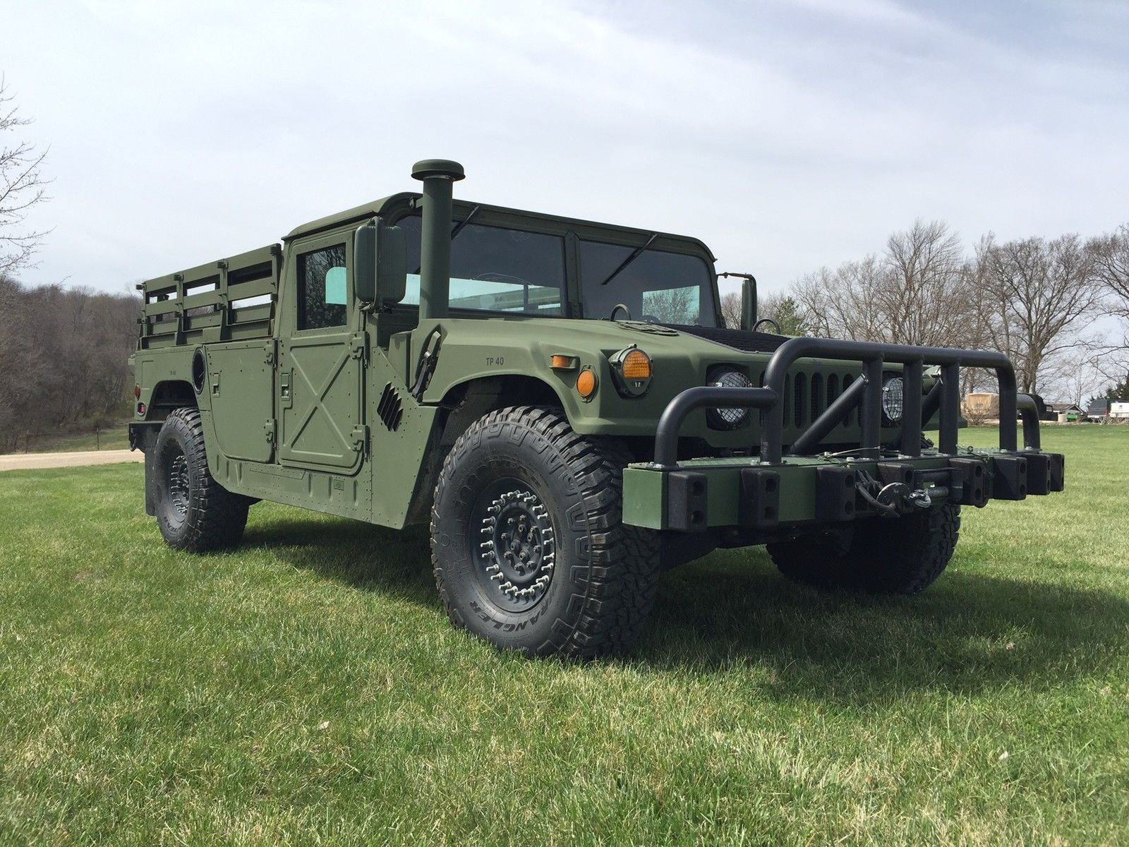 14 AM General M14 Humvee HMMWV | Military vehicles for ... | hummer h1 army for sale
