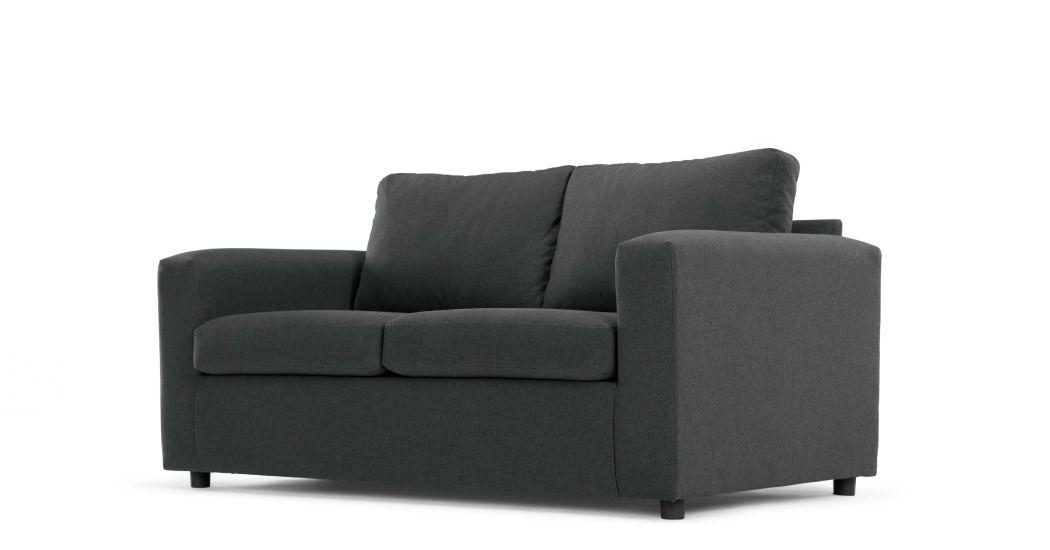 Made Com Canapes Lits 2 Places Gris Sofa Bed Grey Sofa Bed Fabric Sofa