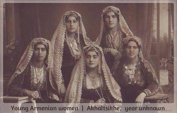 Armenian rich woman