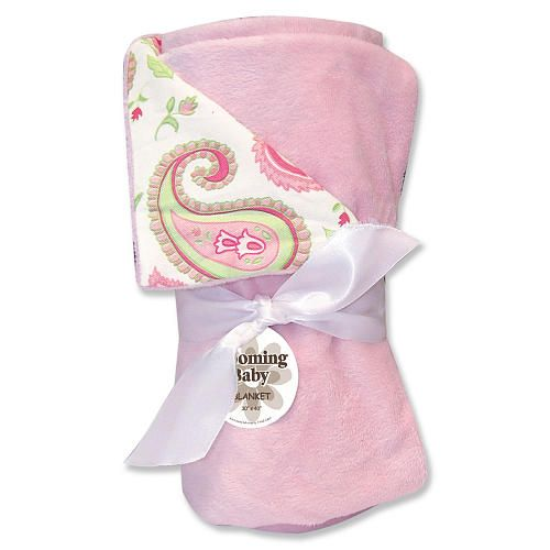 "Trend Lab Paisley Park Receiving Blanket - Pink - Trend Lab - Babies ""R"" Us $19.99"