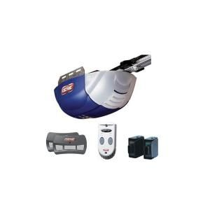 Genie Quietlift 600 1 2 Hp Belt Drive Garage Door Opener 1042 2txfrv At The Home Depot Belt Drive Garage Door Opener Home Depot