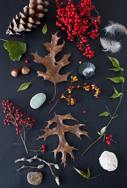 Props for Food Photography - Tutorial #1 by Yelena Strokin, via Flickr