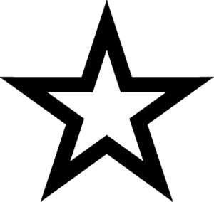Vorlage Stern Vorlage Stern Sterne Zum Ausdrucken 5