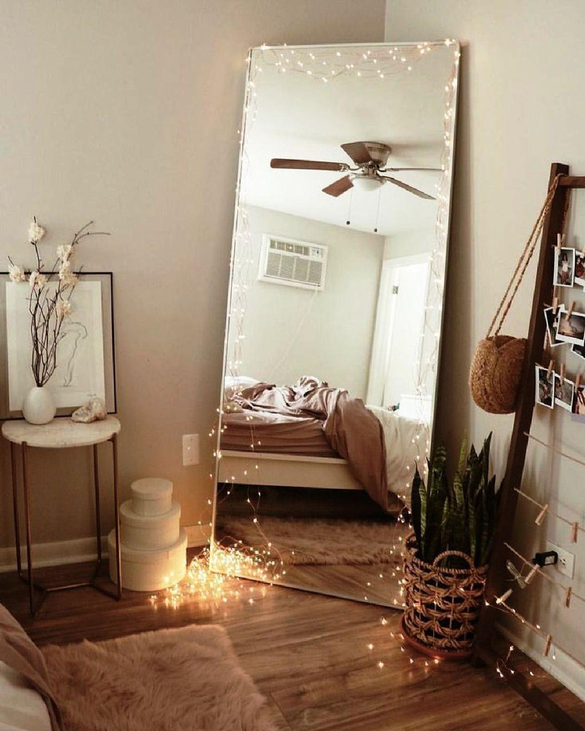 35 Popular Lighting Design For Decorating Your Bedroom Looks Beautiful Homezideas In 2020 Dorm Room Decor Room Ideas Bedroom Bedroom Decor