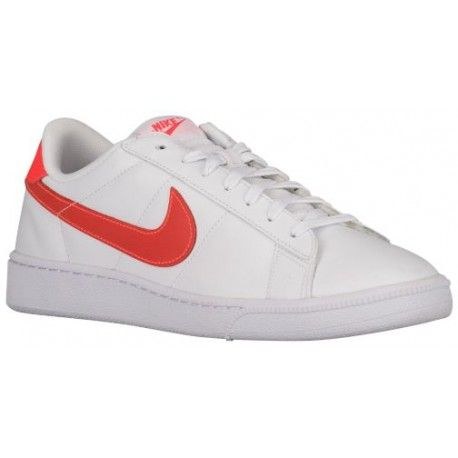 best sneakers 9c3b5 96805  64.79 nike white tennis shoes,Nike Tennis Classic CS - Mens - Casual -  Shoes…