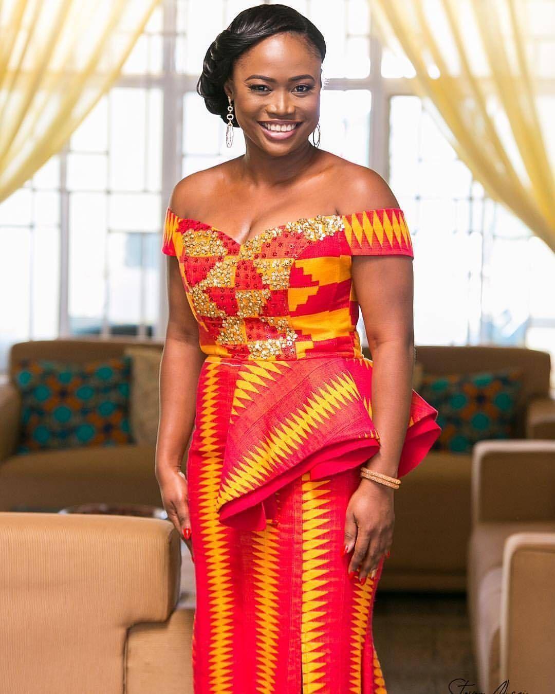 Pin by sleek africa on african fashion pinterest kente styles