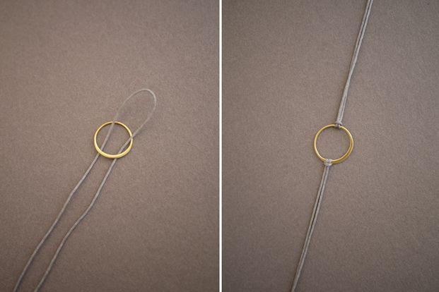 マクラメとはアラビア語で編んだ紐のことを意味します。マクラメブレスレットはこのマクラメと石やチャームなどと組み合わせて作るブレスレット。編み方さえ覚えてしまえば簡単にできるマクラメブレスレット、ぜひ作ってみませんか?