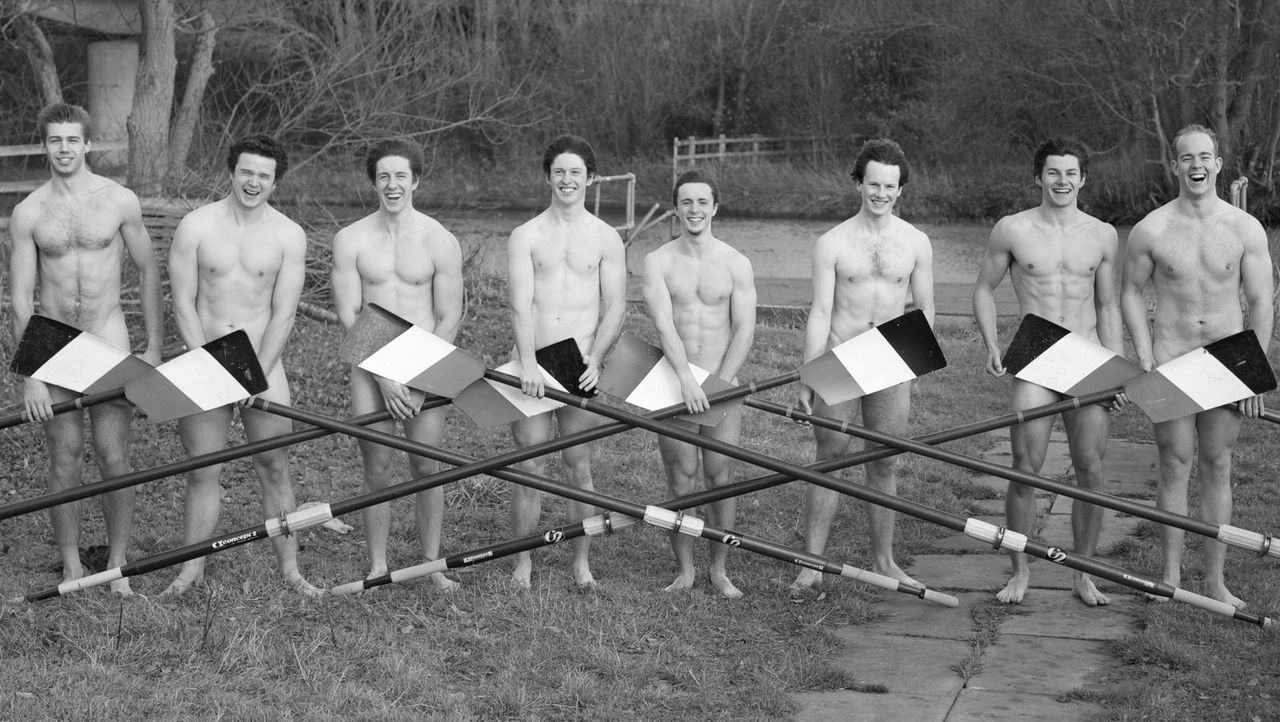 OH MY GOODNESS  Hotness overload! #rowing definition nakey