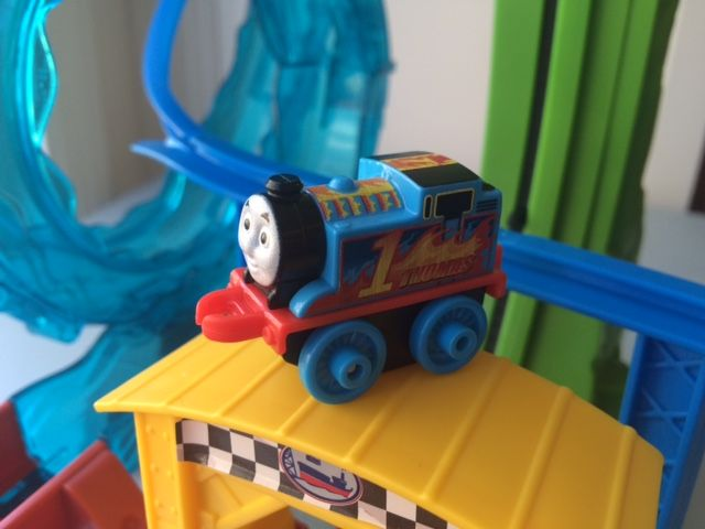 FIERY THOMAS Thomas /& Friends Minis