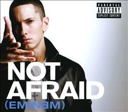 Listening to Eminem - Not Afraid on Torch Music  Now available in