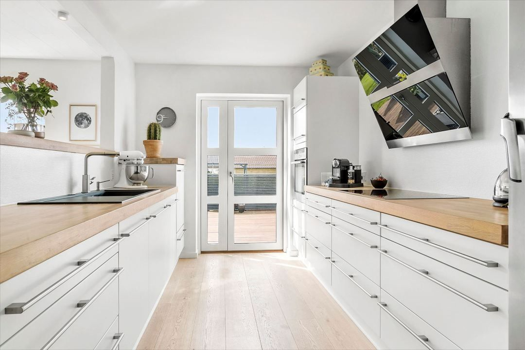 Cocina Nordica En Paralelo Delikatissen Decoracion De Cocina Moderna Decoracion De Cocina Cocina Nordica