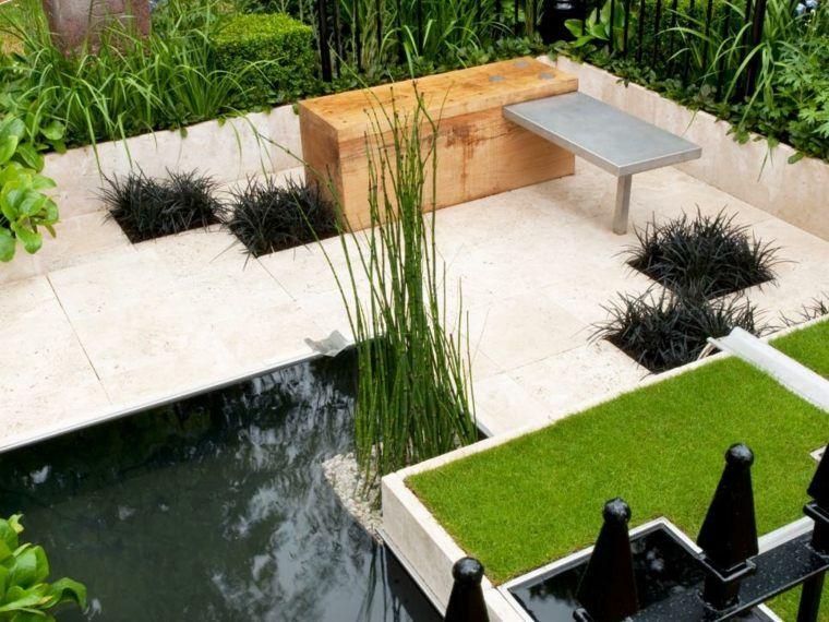 Beautiful Idee Jardin Moderne Images - Amazing House Design ...