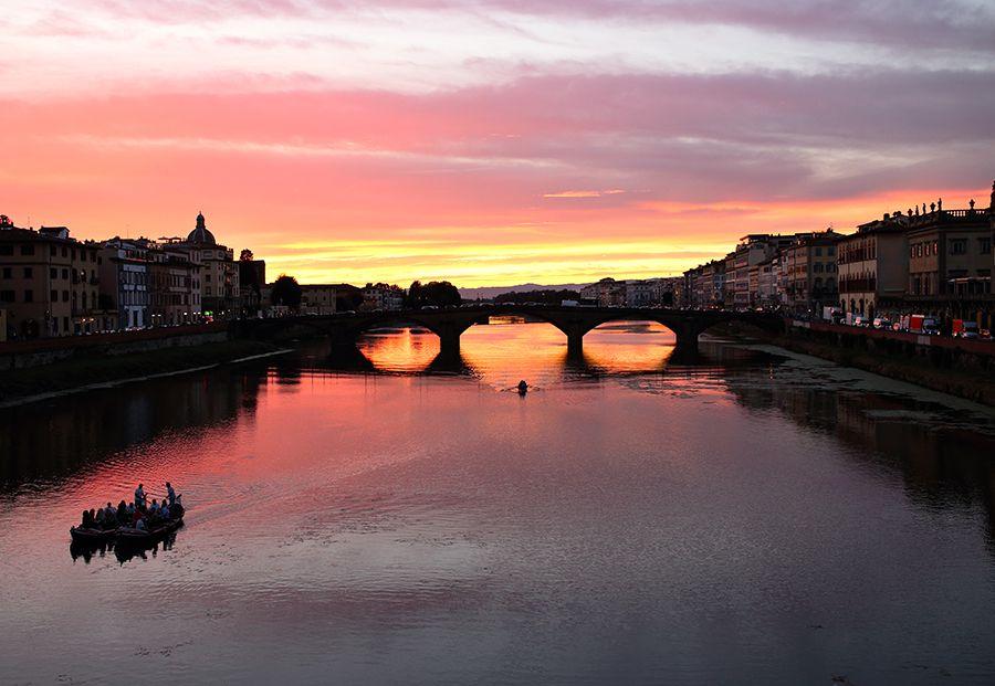 Firenze - Stefania Gambella - LifeStyle Photography #firenze #florence #sunset #italy #travel