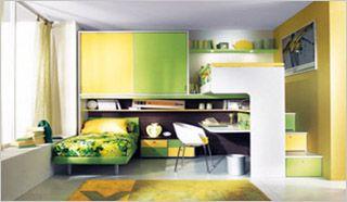 Slaapkamer Kleuren Combineren : Geel groen harmonieuze kleuren combineren kleuren in interieur