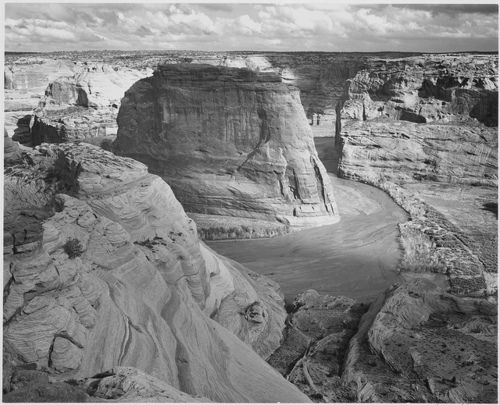 Series: Ansel Adams Photographs of National Parks and Monuments, compiled 1941 - 1942, documenting the period ca. 1933 – 1942