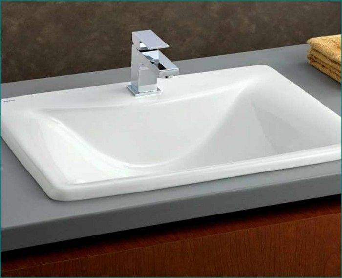 Drop in bathroom sinks rectangular also tacloban pinterest