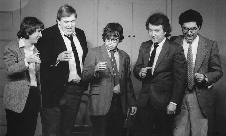 Image result for john candy, rick moranis