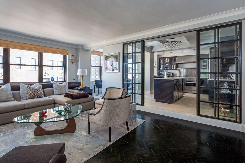 710 Park Ave 19b Co Op Apartment Sale In Lenox Hill Manhattan Streeteasy New York City Apartment Lenox Hill Herringbone Wood Floor