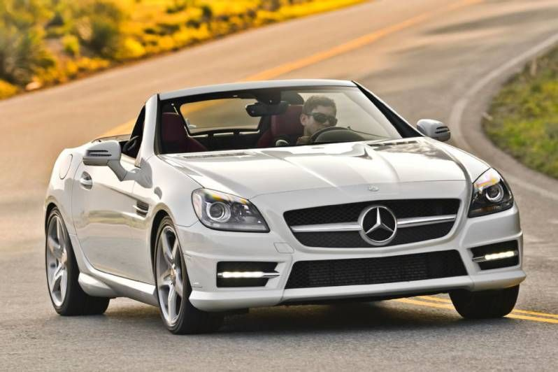 2016 Mercedes Slk Review Price Release Date Specs 0 60