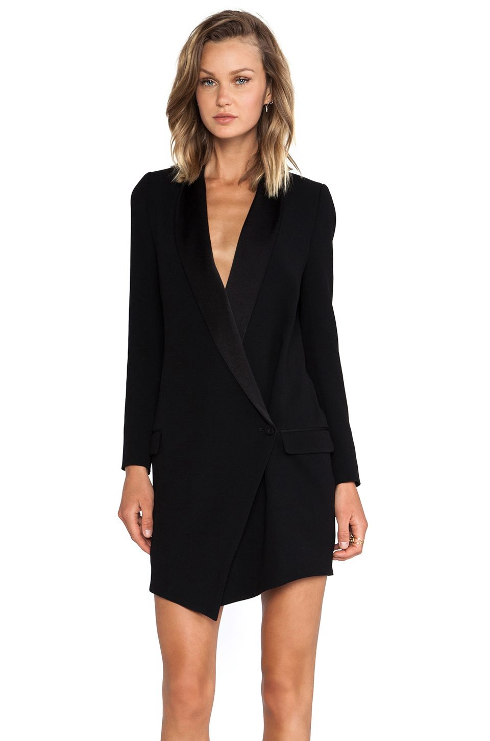 a10a748a418 Haute Hippie Oversized Blazer Dress - rumor is that it s tight through the  hips. Sigh.  (