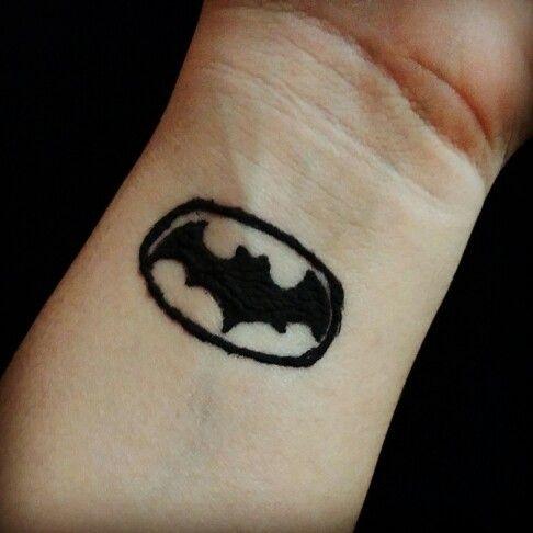 Batman tattos