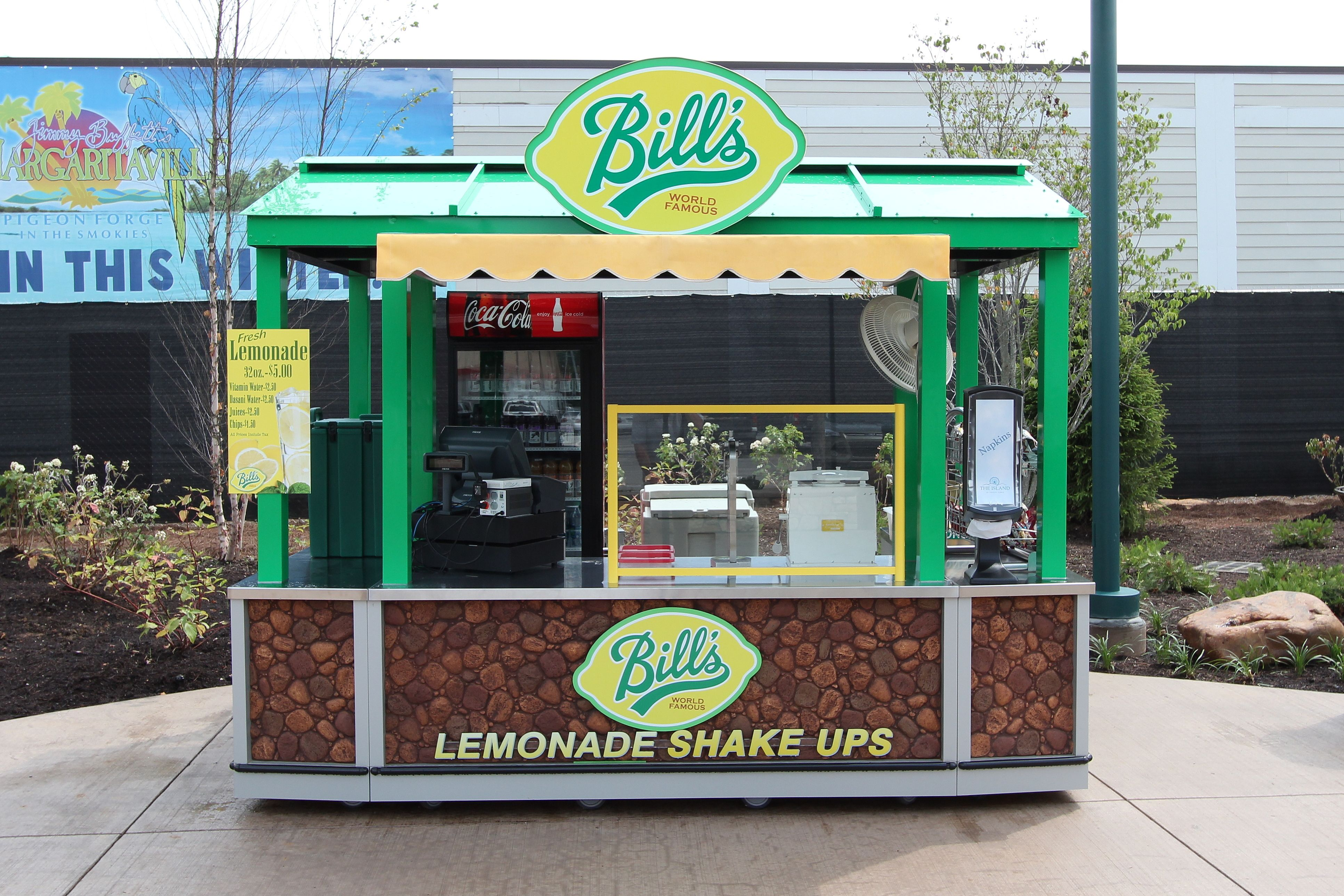 Bill\'s Lemonade at The Island in Pigeon Forge www ...