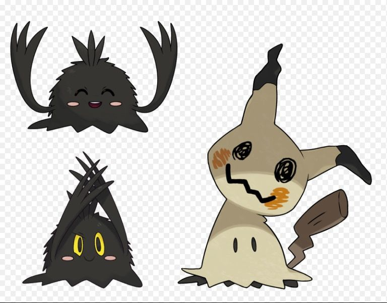 I never knew what was under mimikyu and now I know | Pokemon, Mimikyu, Cute  pokemon