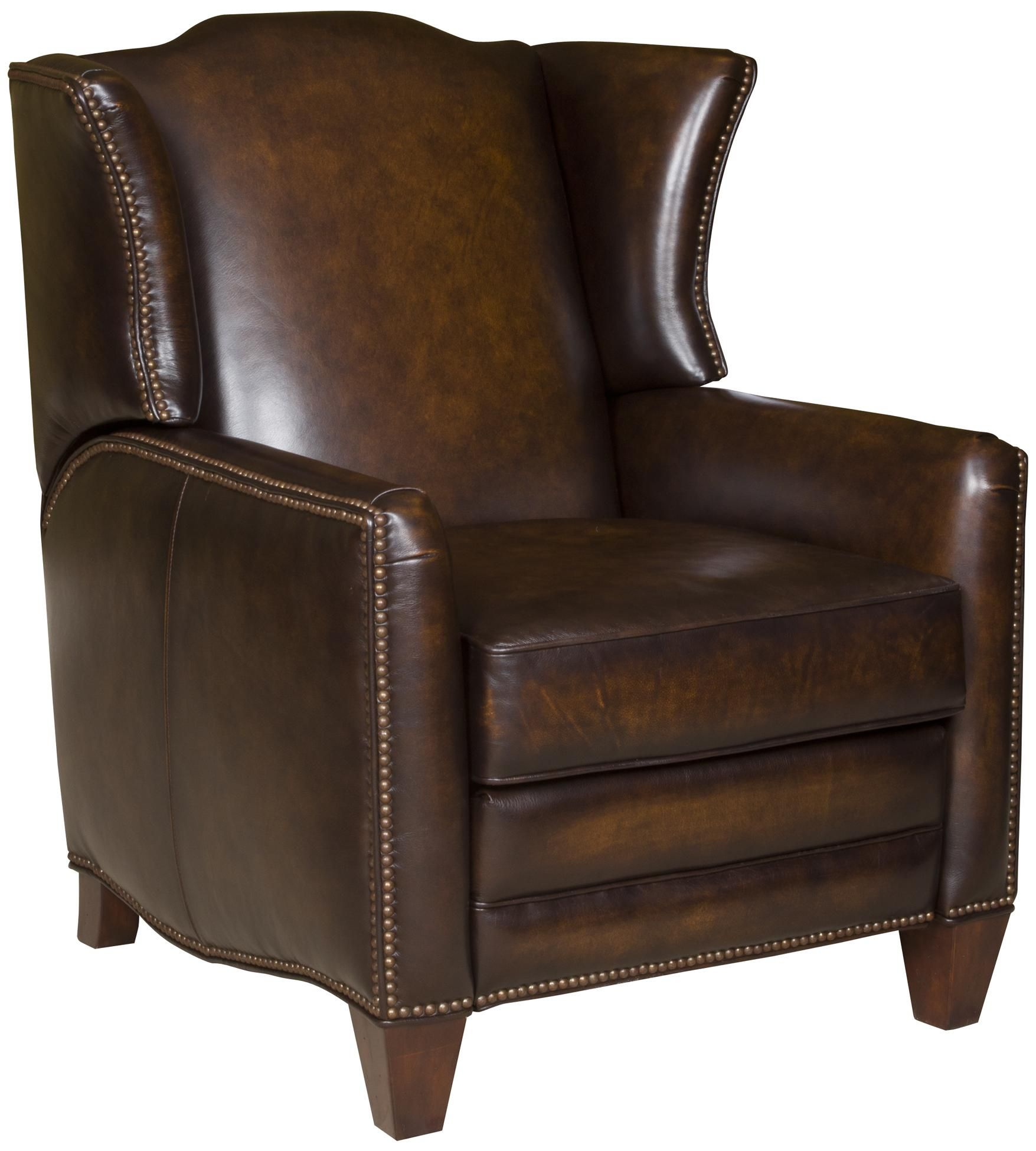 Accent Chairs and Ottomans Athens Recliner by King Hickory