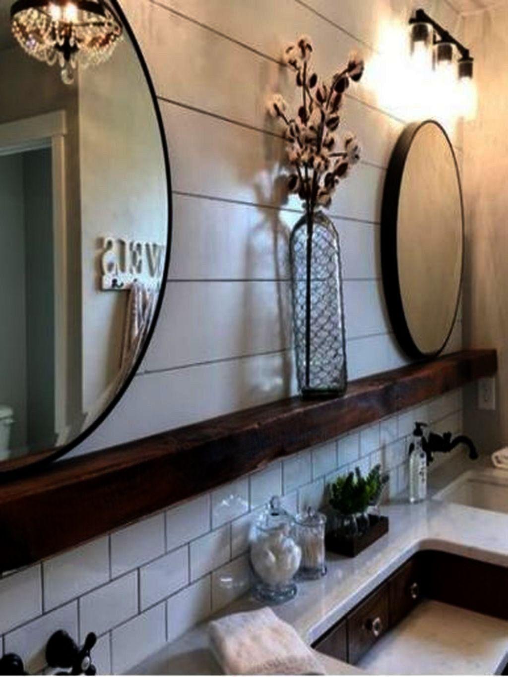Photo of Small Bathroom Tile Ideas 2019. Bathroom Mirrors Houzz. Bathroom Light Fixtures …