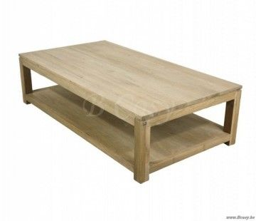 Salontafel Smoked Oak.Pr Interiors Massief Eiken Latem Salontafel In Smoked Oak Eik 150