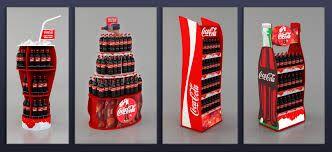 Картинки по запросу стойка дисплей coca-cola