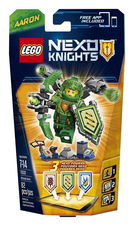 Lego Nexo Knights Characters Names