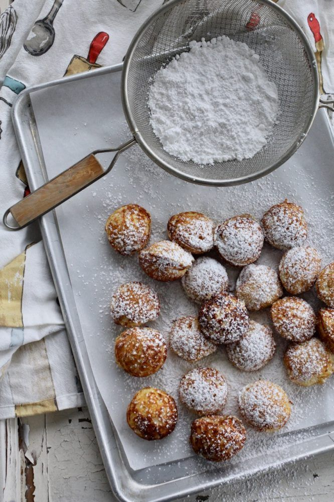 Photo of Buttermilk Aebleskivers | A Bountiful Kitchen