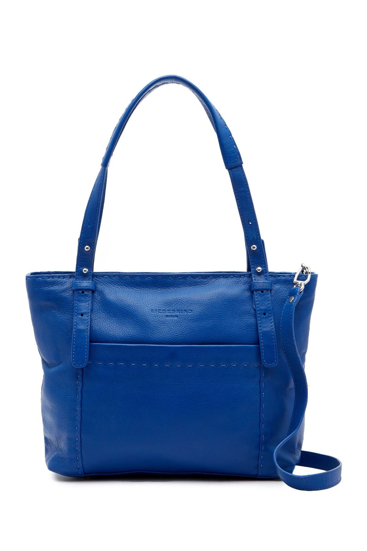 af3f0fefd322a Harrison Stitched Leather Tote by Liebeskind Berlin on  nordstrom rack