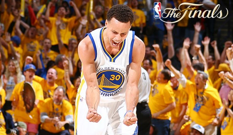 Curry's Fourth Quarter Takeover Leads Dubs To Game 5