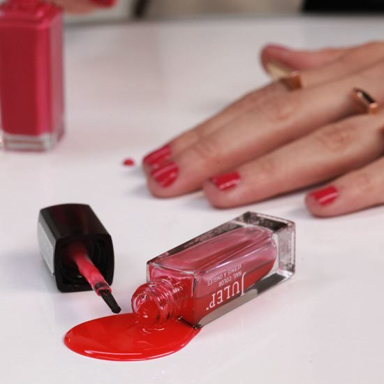 Lacquer Problems Get Nail Polish Stains Out Of Anything Nail Polish Stain Get Nails Manicure Tips