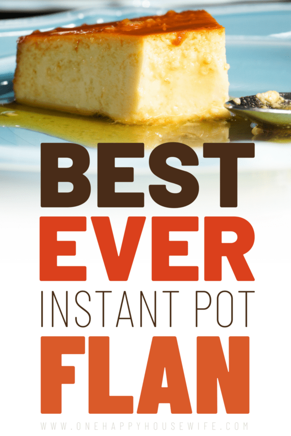 Instant Pot Flan Recipe Evaporated Milk Recipes Pot Cakes Milk Recipes