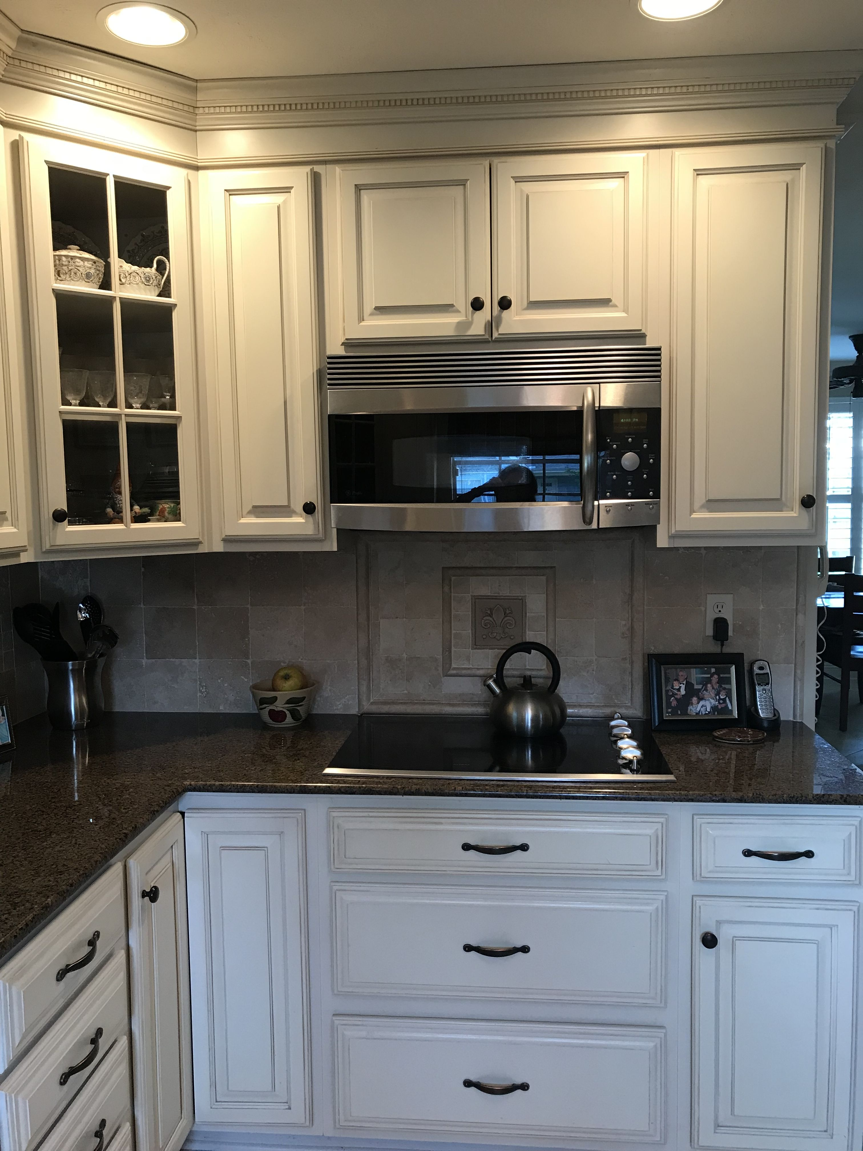 Pin by C. Tankersley on New Orleans house | Kitchen cabinets, New ...