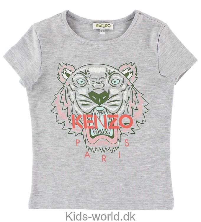 Kenzo Tiger Sweatshirt | Rosa | Crewnecks | F652SW7054XC 26