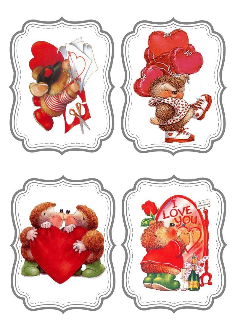 Valentine Pinterest Printables Och Ljus