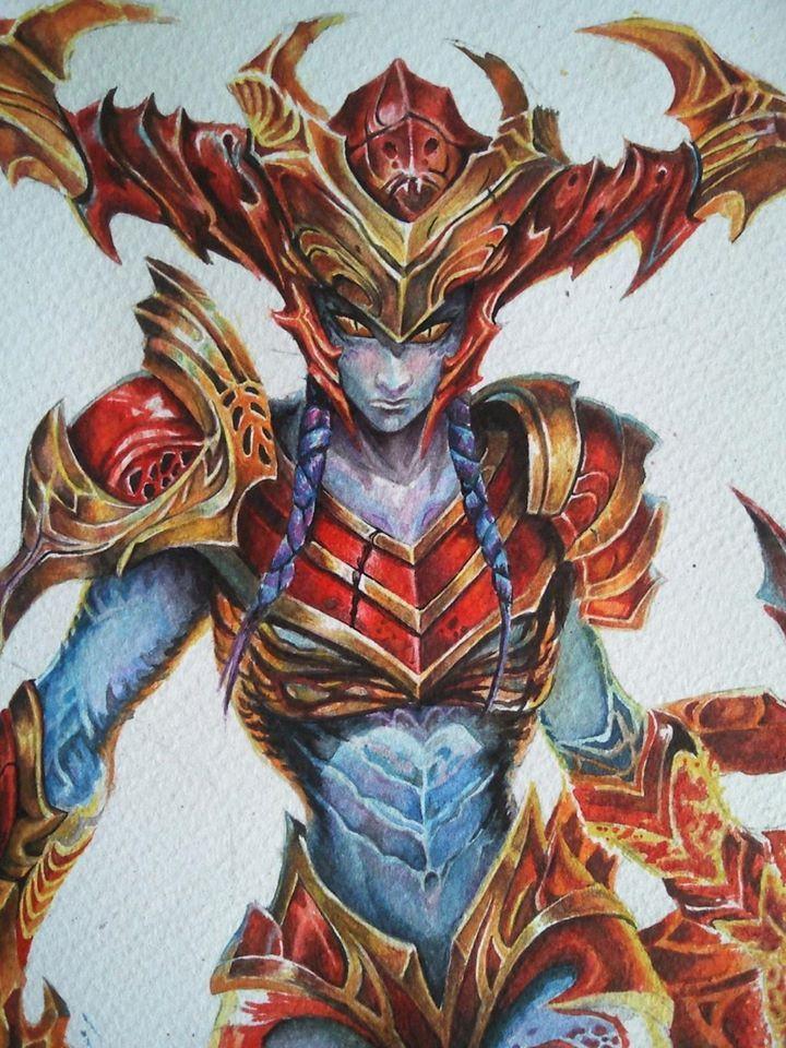 Shyvana Lol Pinterest League Of Legends League Of Legends