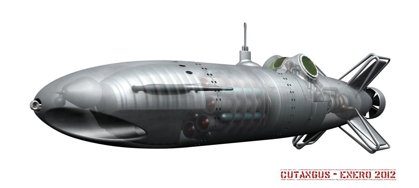 a study on the submarine an underwater fighter Fake f-15 submarine launch video i've seen this video showing a fighter launched from a submarine is it possible to launch an aircraft from underwater or is it a.